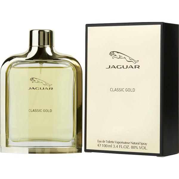 Jaguar Classic Gold - Jaguar Eau de toilette en espray 100 ML