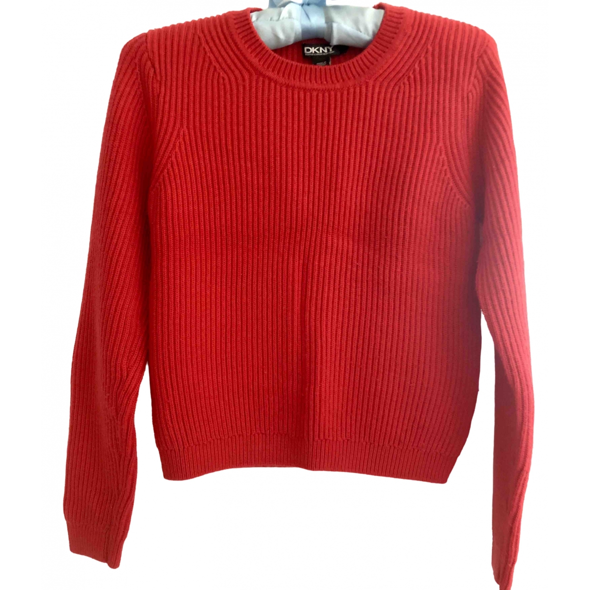 Dkny \N Red Wool Knitwear for Women S International