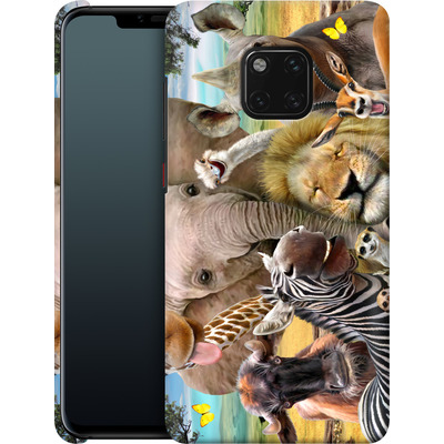 Huawei Mate 20 Pro Smartphone Huelle - Africa Selfie von Howard Robinson