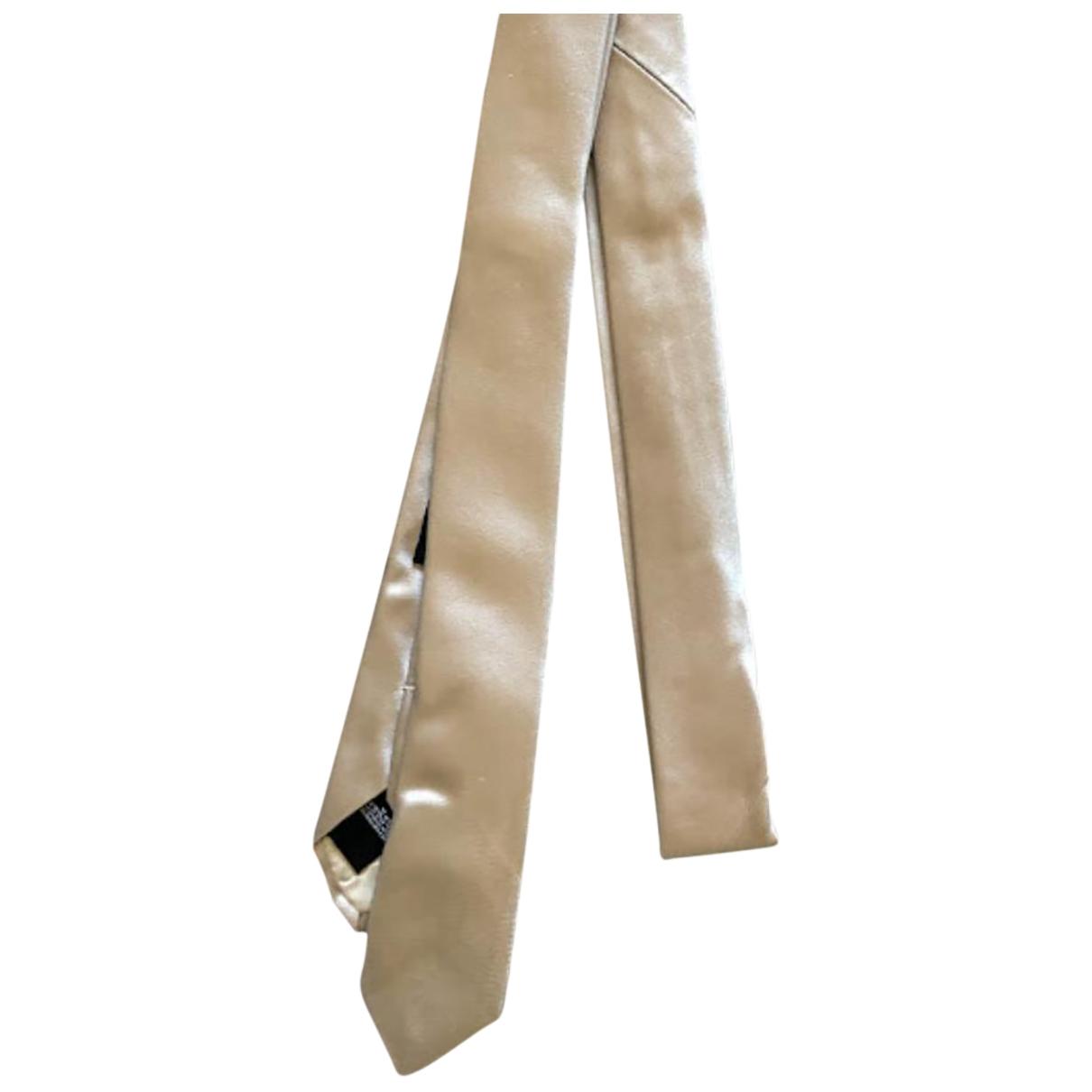 Corbata de Seda Dolce & Gabbana