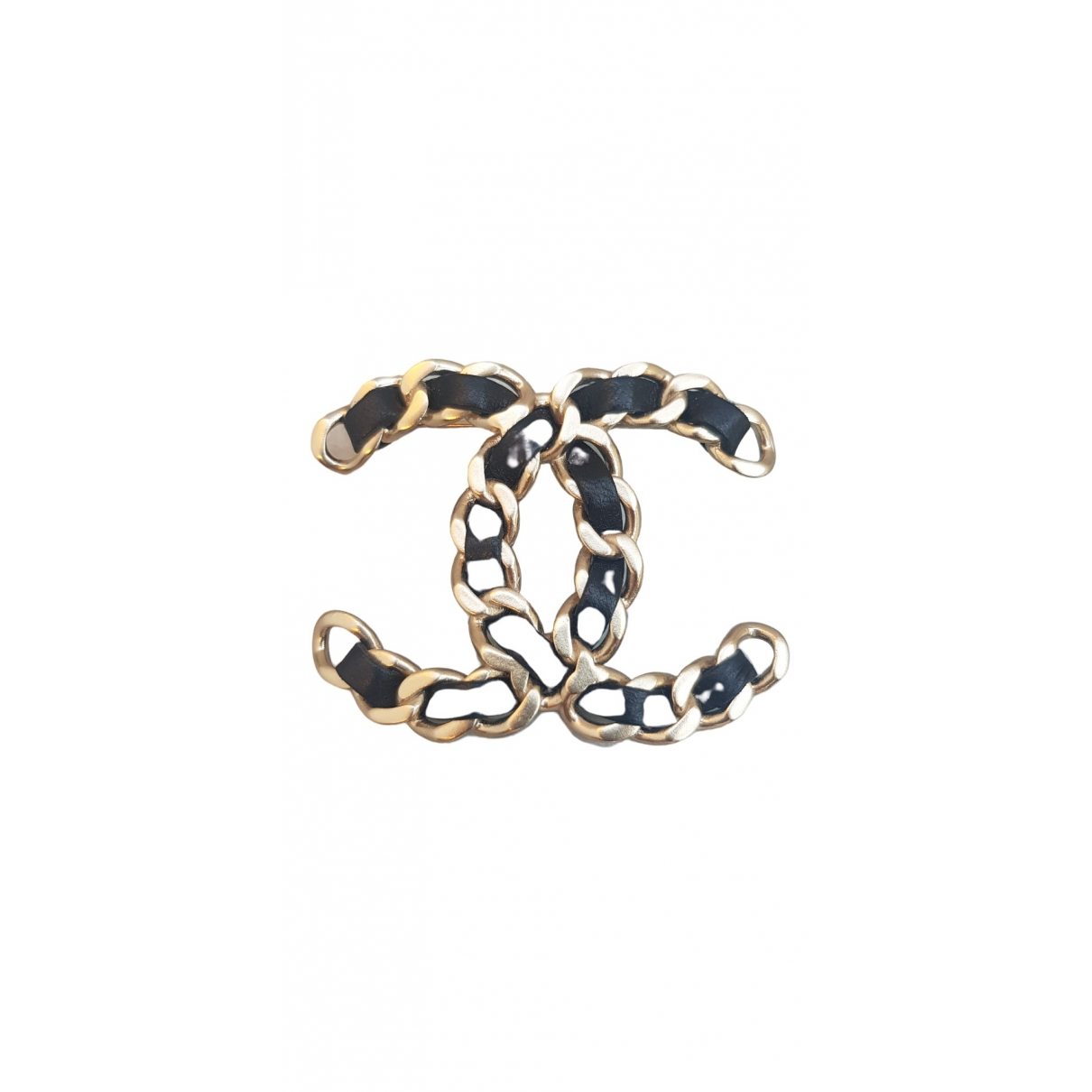 Chanel CC Silver Metal Pins & brooches for Women \N
