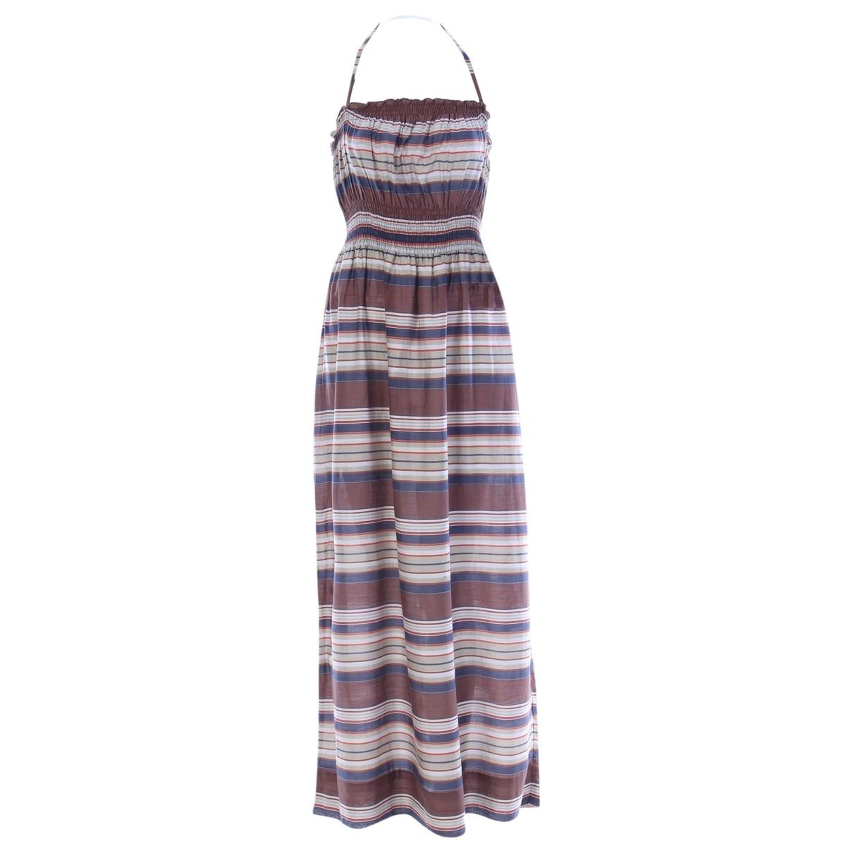 Day Birger & Mikkelsen \N Multicolour Cotton dress for Women 36 FR