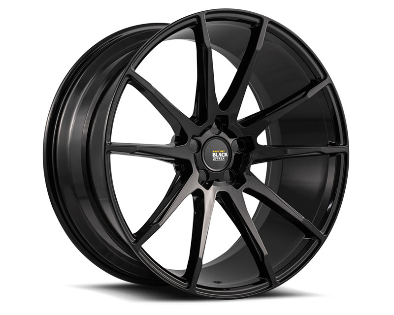 Savini BM12-19095545G1879 di Forza Gloss Black BM12 Wheel 19x9.5 5x114.3 18mm