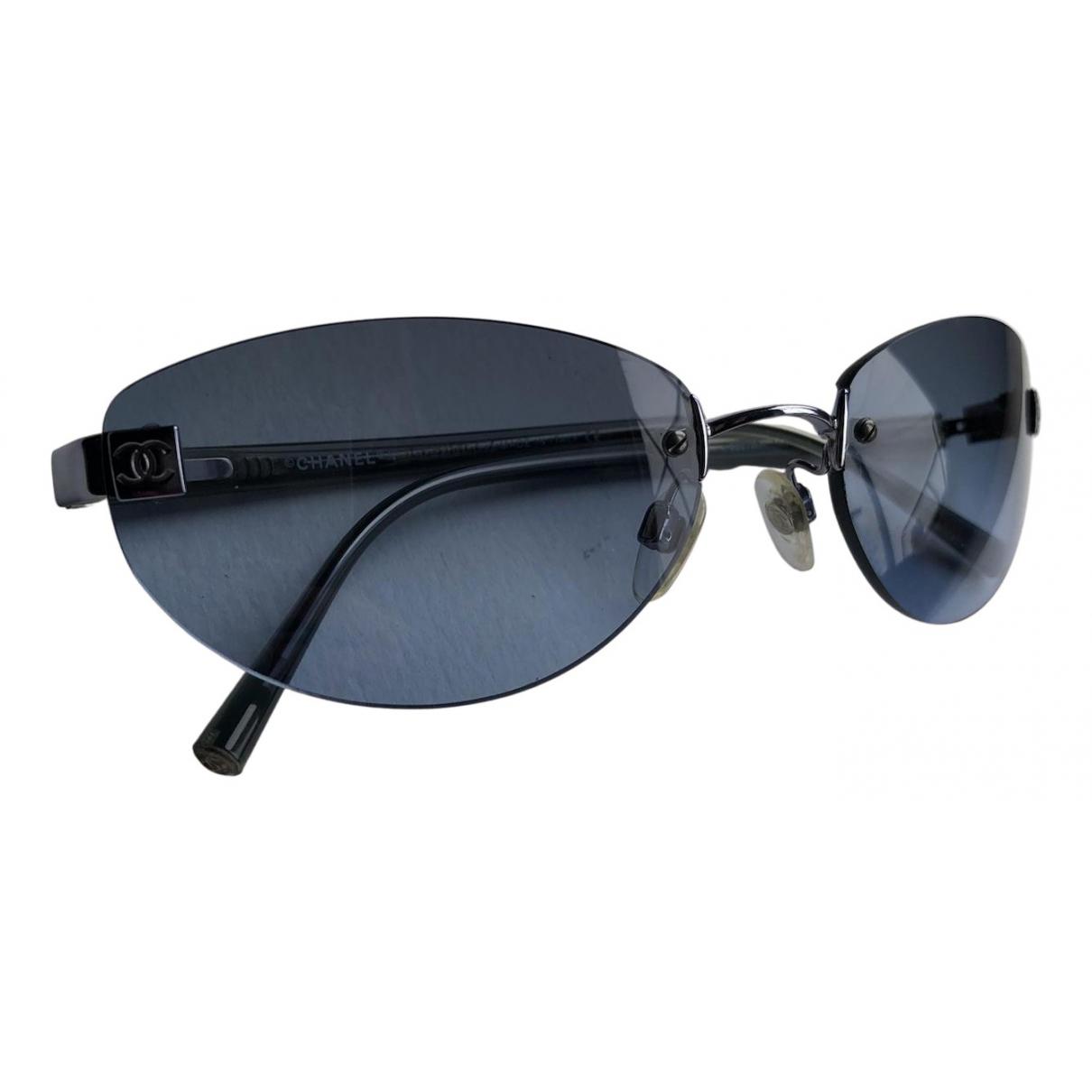 Chanel N Blue Sunglasses for Women N