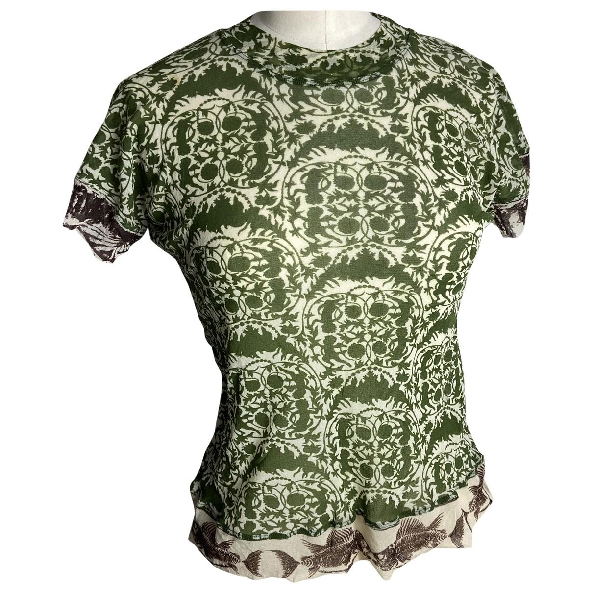 Jean Paul Gaultier \N Green  top for Women M International