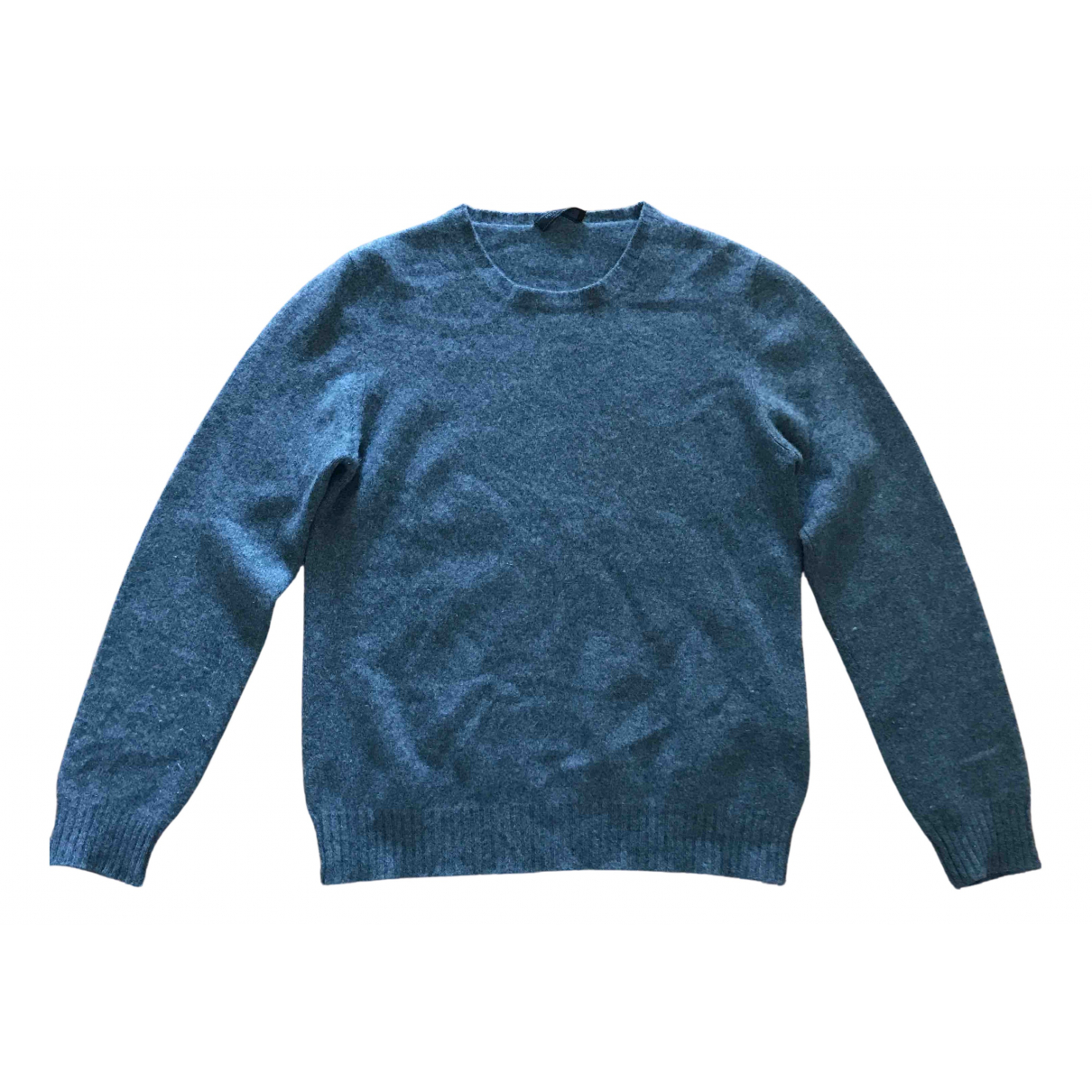 Prada \N Pullover.Westen.Sweatshirts  in  Grau Kaschmir