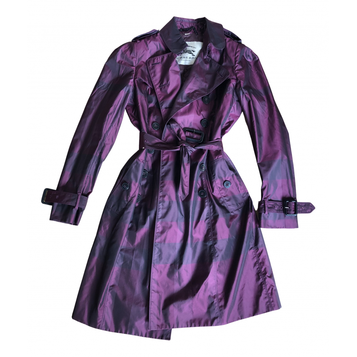 Burberry \N Trench in Polyester