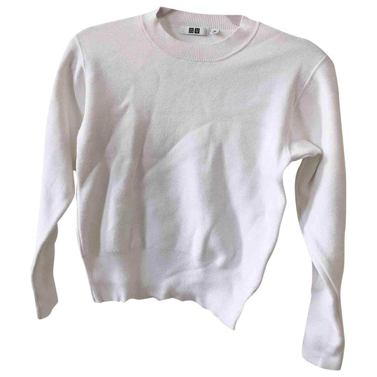 Uniqlo \N White Knitwear for Women XS International