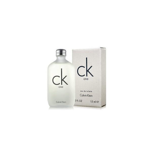 Ck One - Calvin Klein Eau de toilette 15 ML