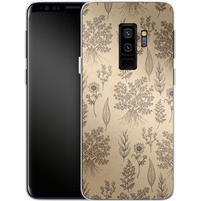 Samsung Galaxy S9 Plus Silikon Handyhuelle - Natura von Daniel Martin Diaz