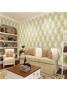 Non-woven Fabrics Environment Friendly Waterproof Elegant Style Wall Mural