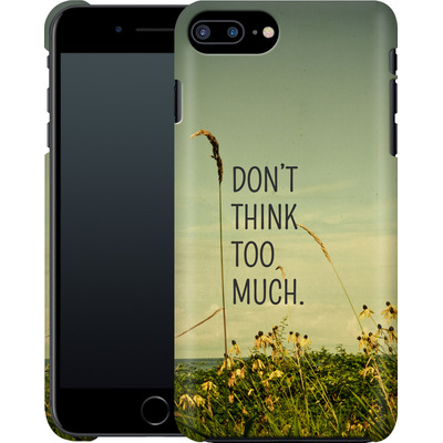 Apple iPhone 8 Plus Smartphone Huelle - Travel Like A Bird Without Care von Joy StClaire