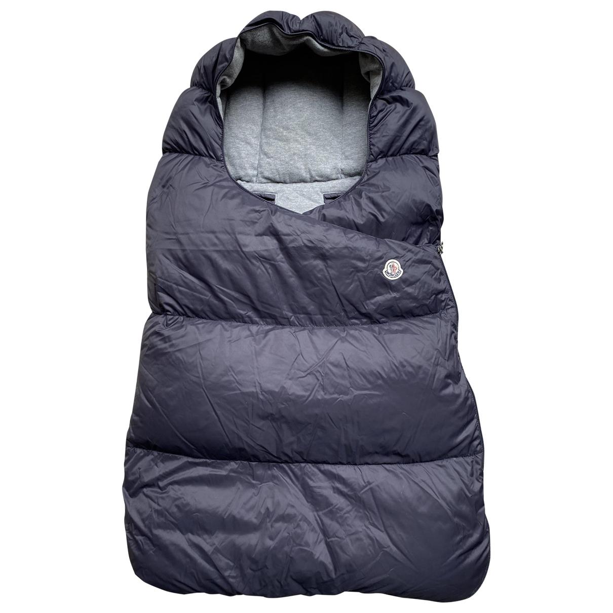 Moncler \N Navy jacket & coat for Kids 6 months - up to 67cm FR