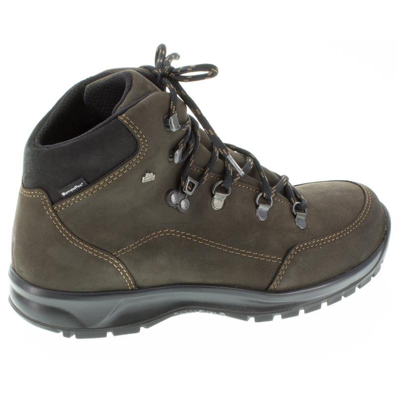 Finn Comfort Tibet Slate Leather Soft Footbed 95 Uk