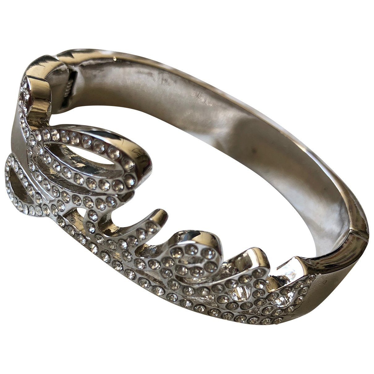Guess - Bracelet   pour femme en acier - argente