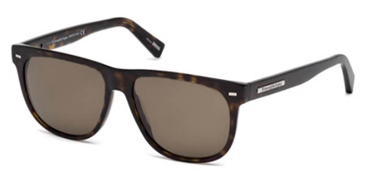 Ermenegildo Zegna EZ0034 Polarized 52M Men's Sunglasses  Size 56
