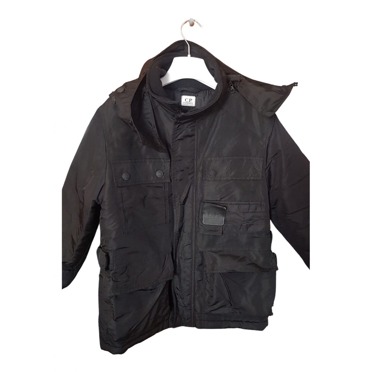 Cp Company N Black jacket & coat for Kids 8 years - up to 128cm FR