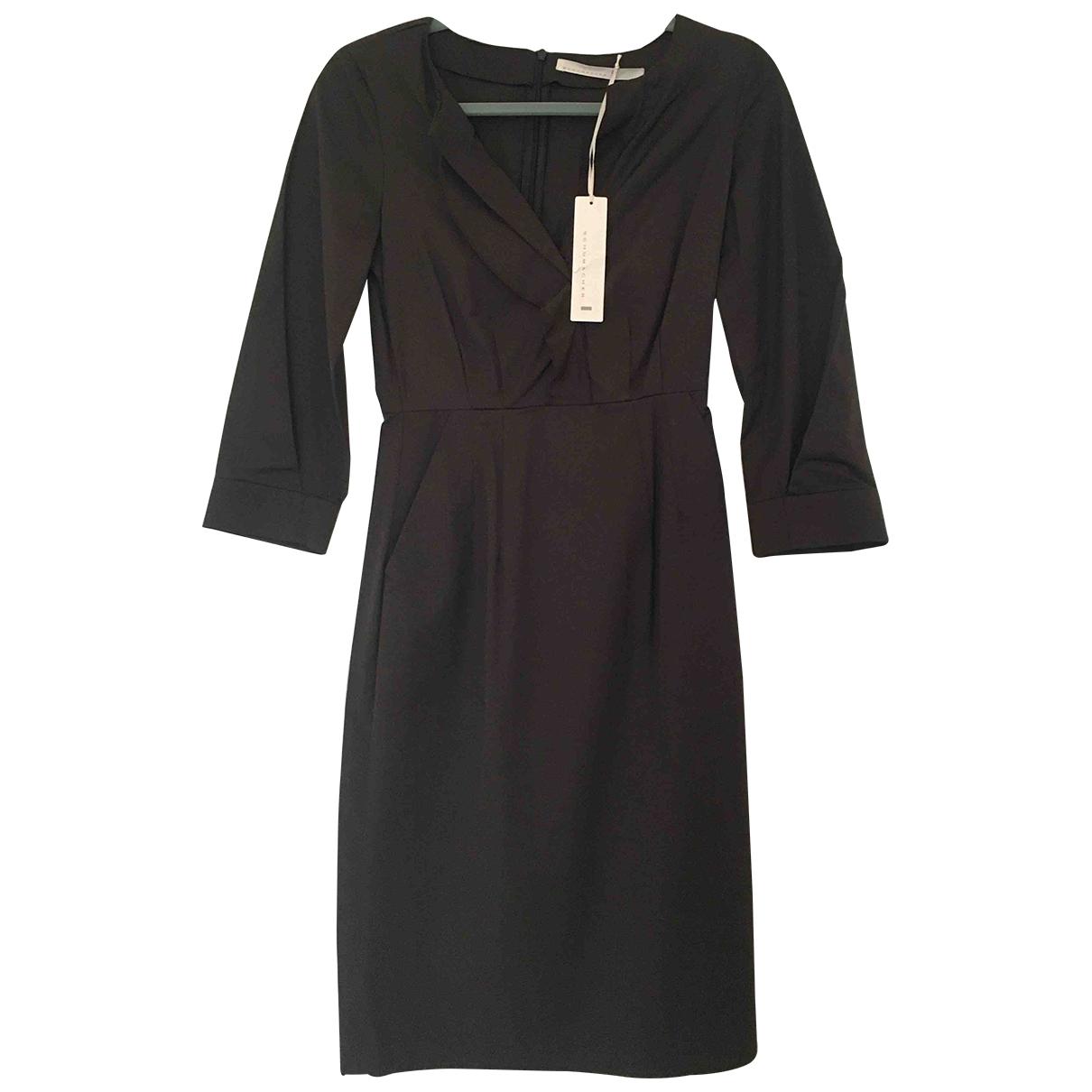 Dorothee Schumacher \N Kleid in  Braun Polyester
