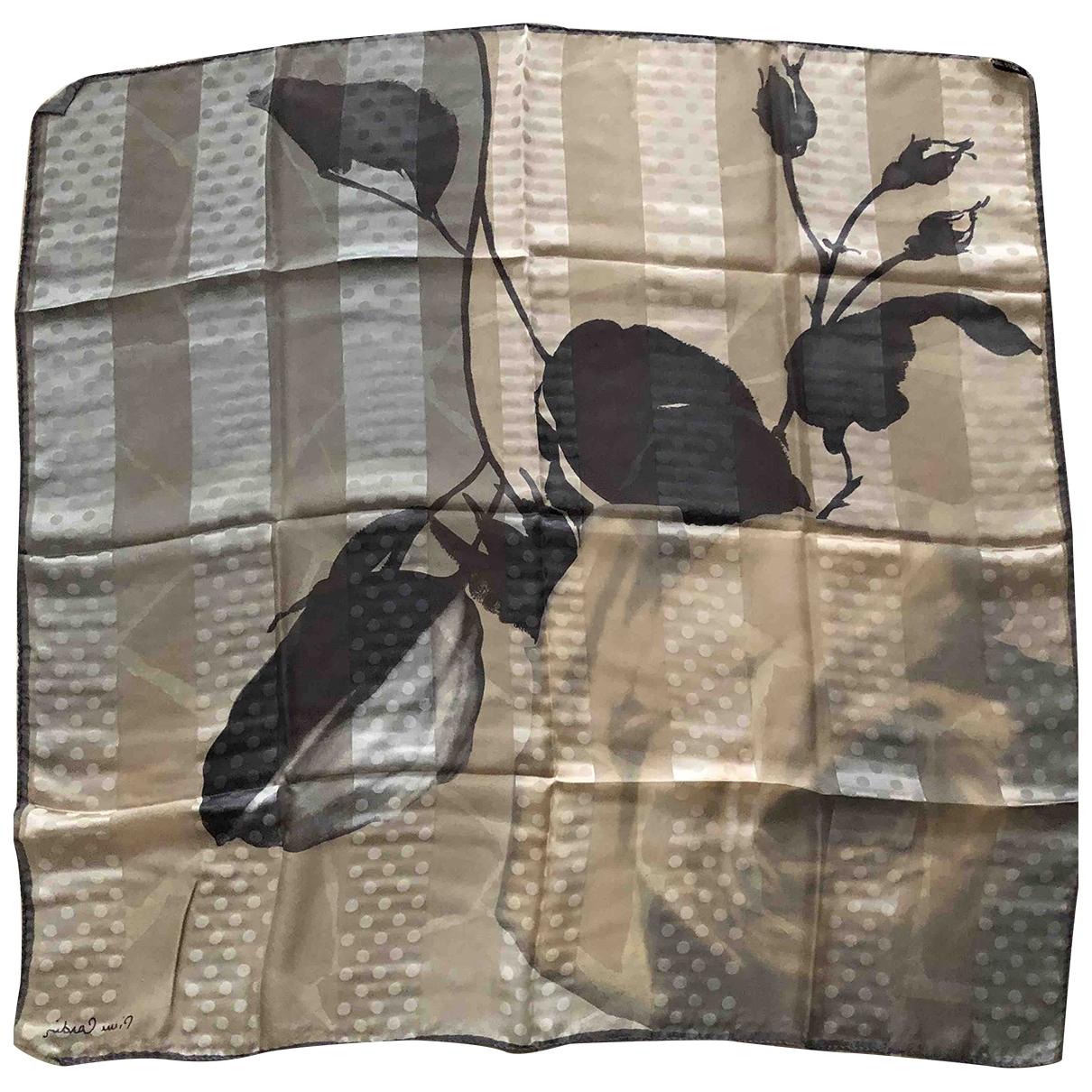 Pierre Cardin \N Multicolour Silk scarf for Women \N