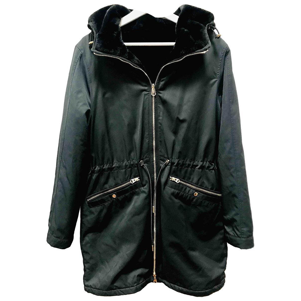 Zara \N Black Faux fur coat for Women XS International