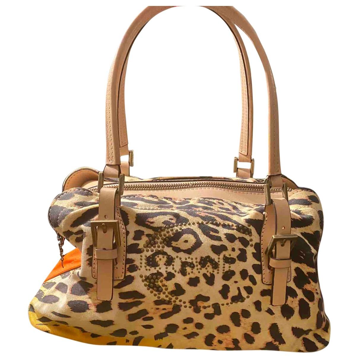 Just Cavalli \N Handtasche in Baumwolle
