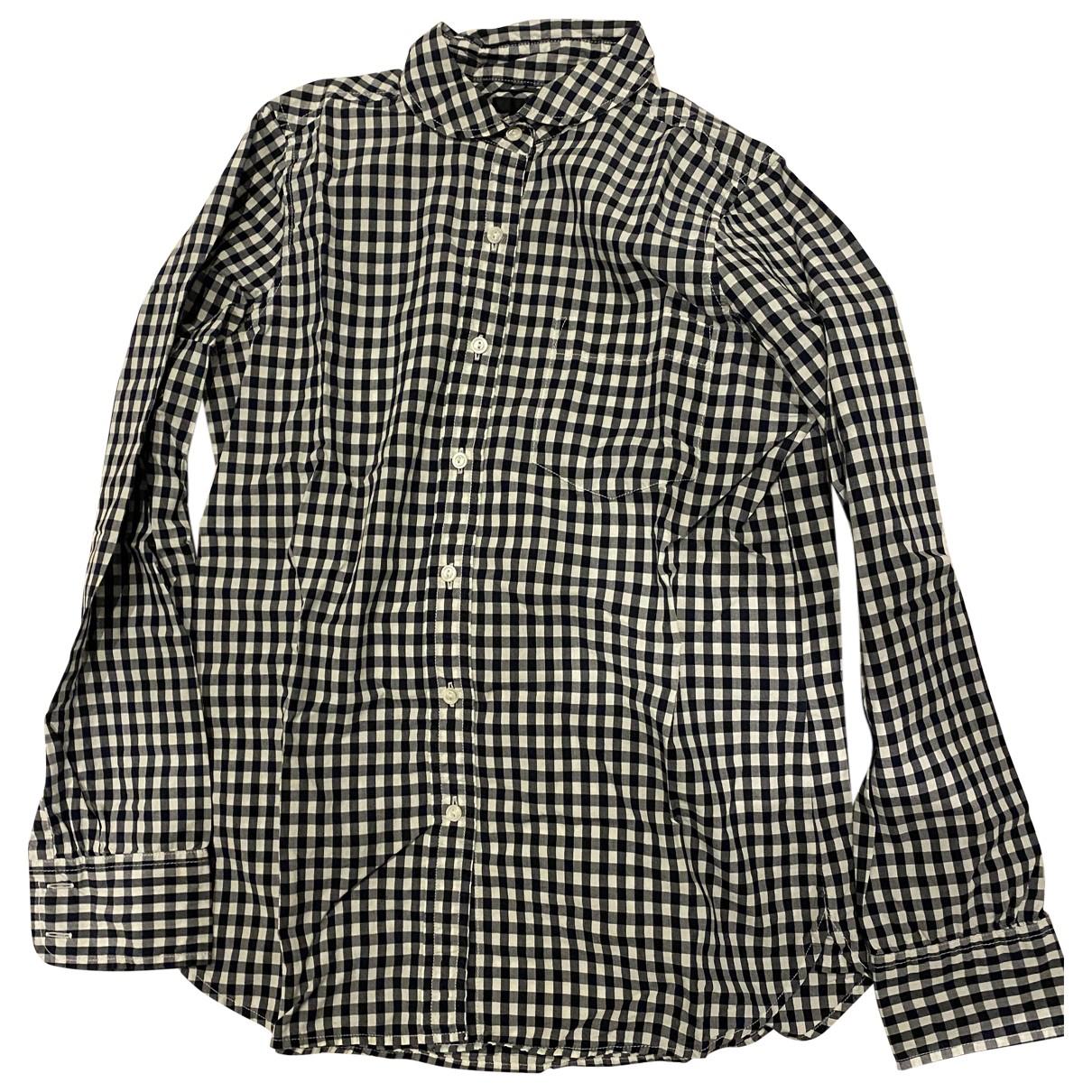 J.crew - Top   pour femme en coton - noir