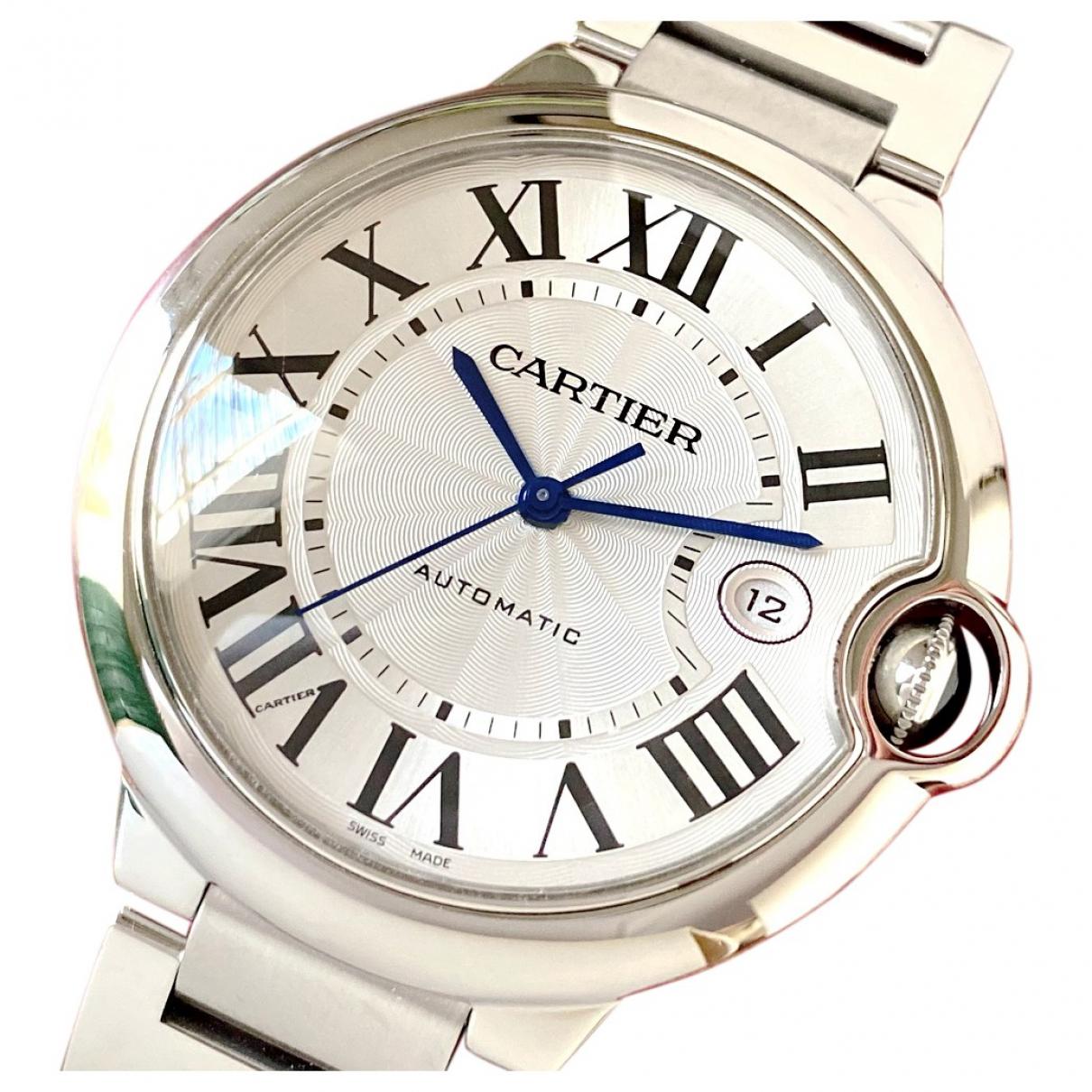 Relojes Ballon bleu Cartier