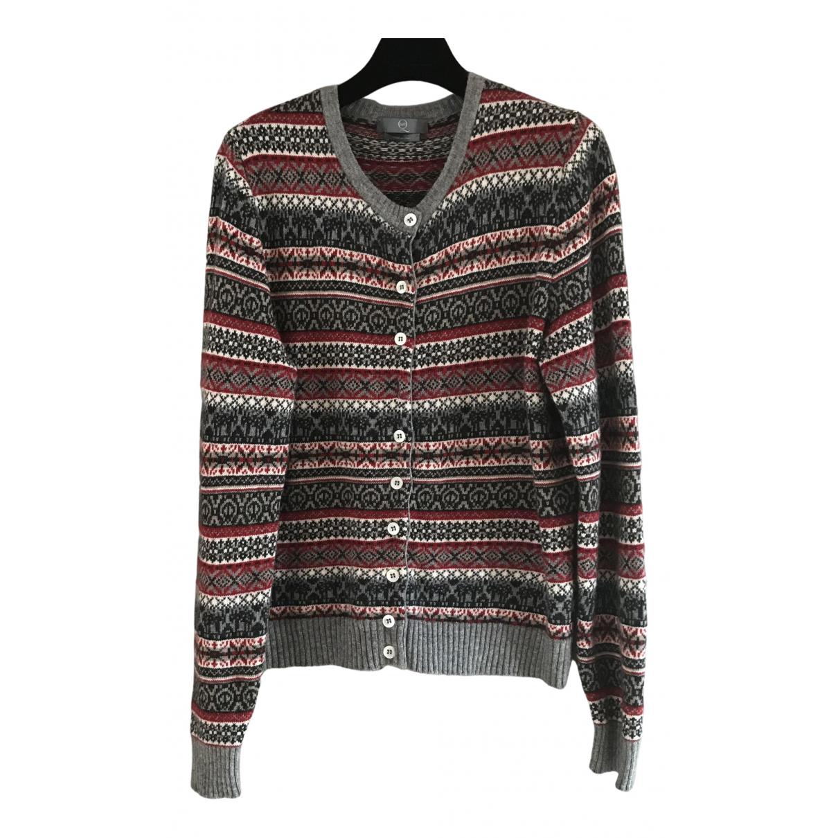 Mcq - Pull   pour femme en laine - multicolore