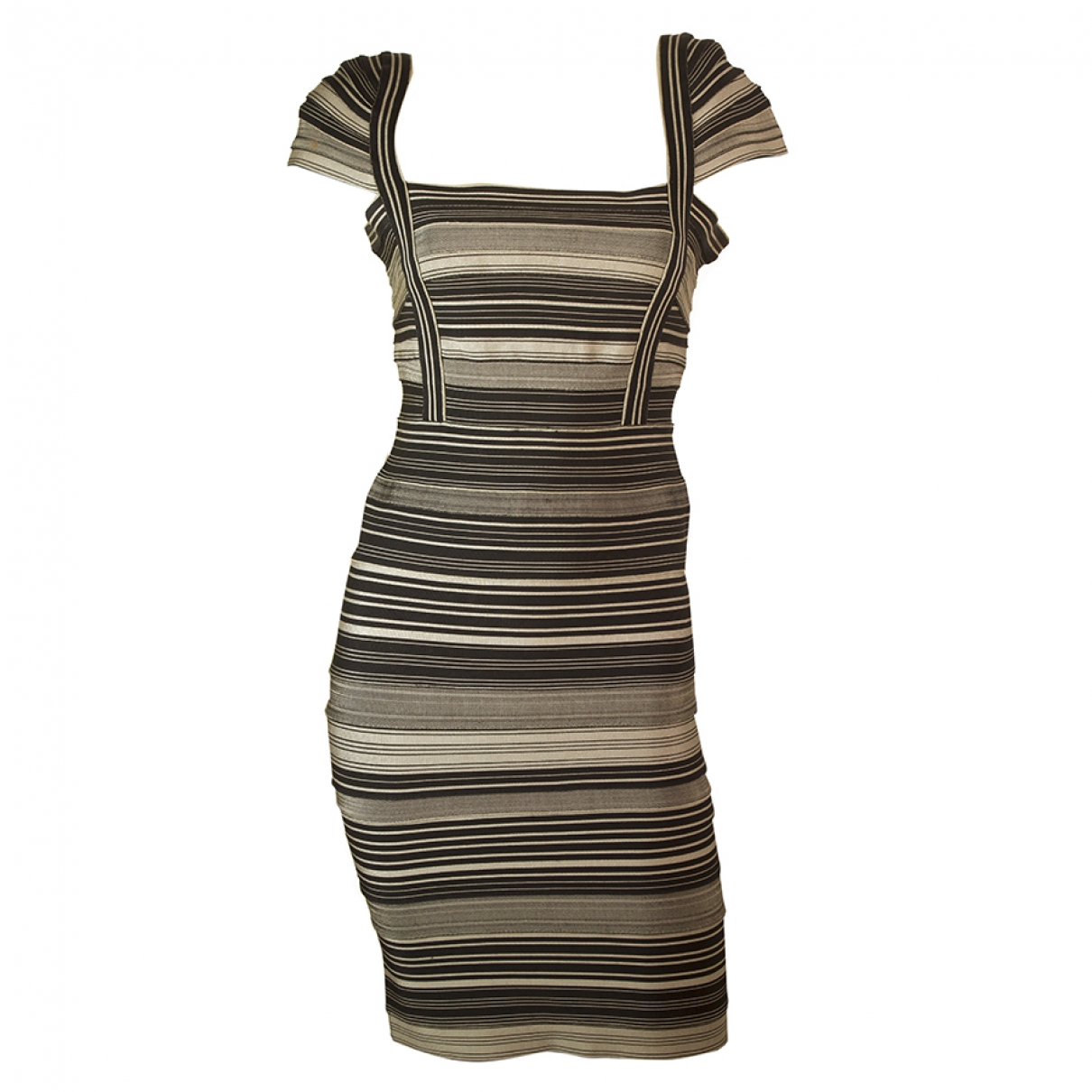 Herve Leger \N Multicolour dress for Women M International