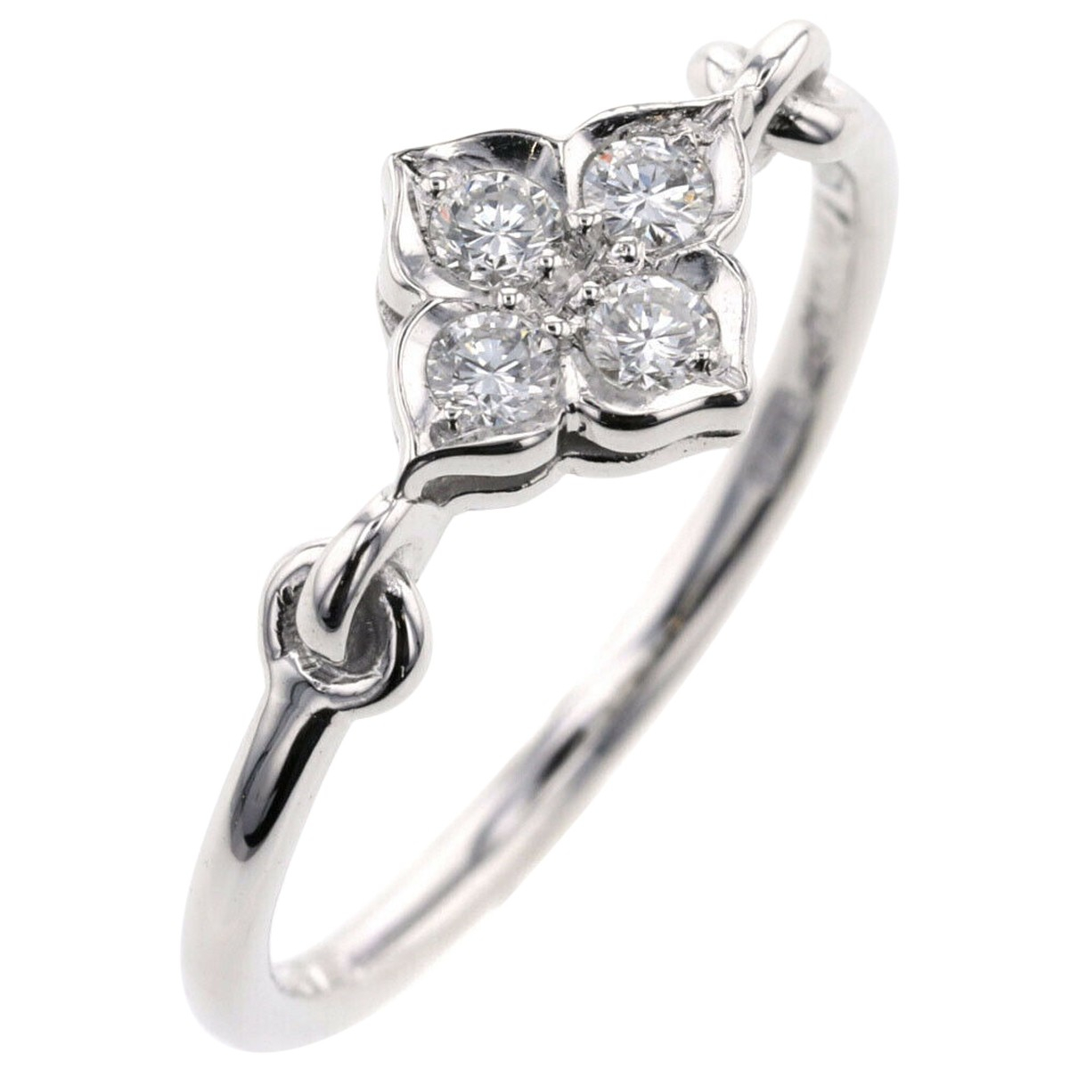 Cartier \N Ring Silber