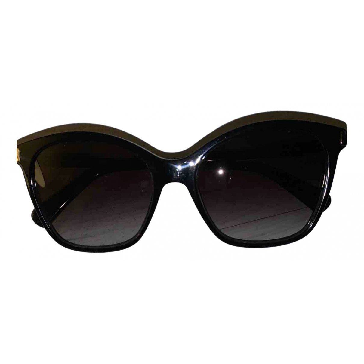 Longchamp - Lunettes   pour femme - noir