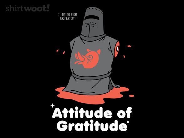 Gr-attitude T Shirt