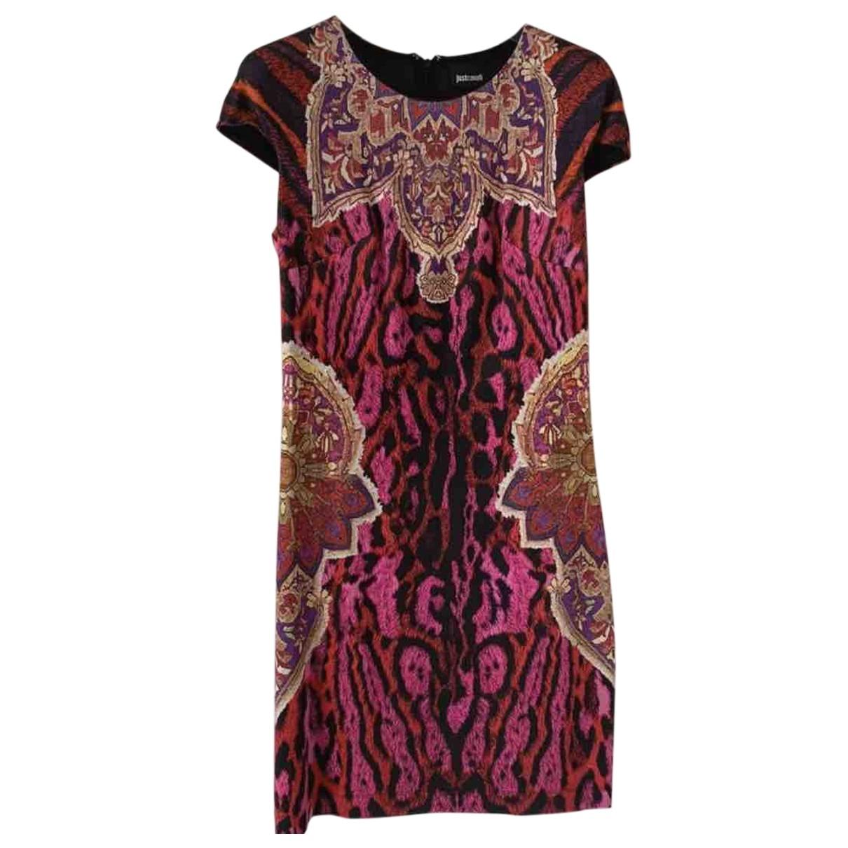 Just Cavalli - Robe   pour femme - multicolore