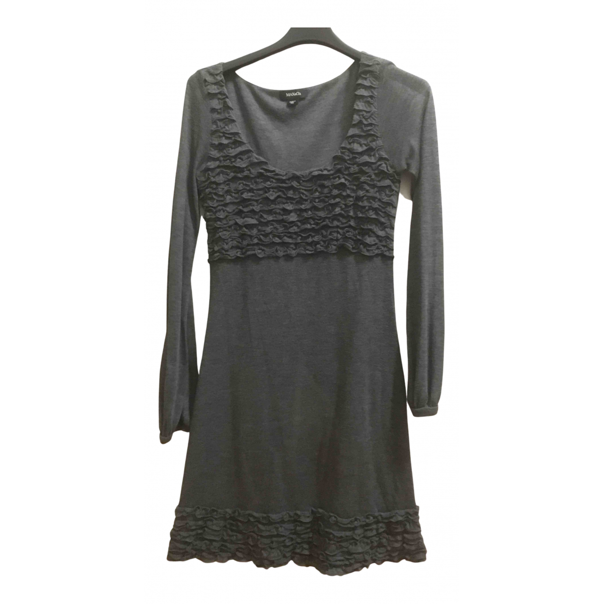 Max & Co N Grey dress for Women 42 IT