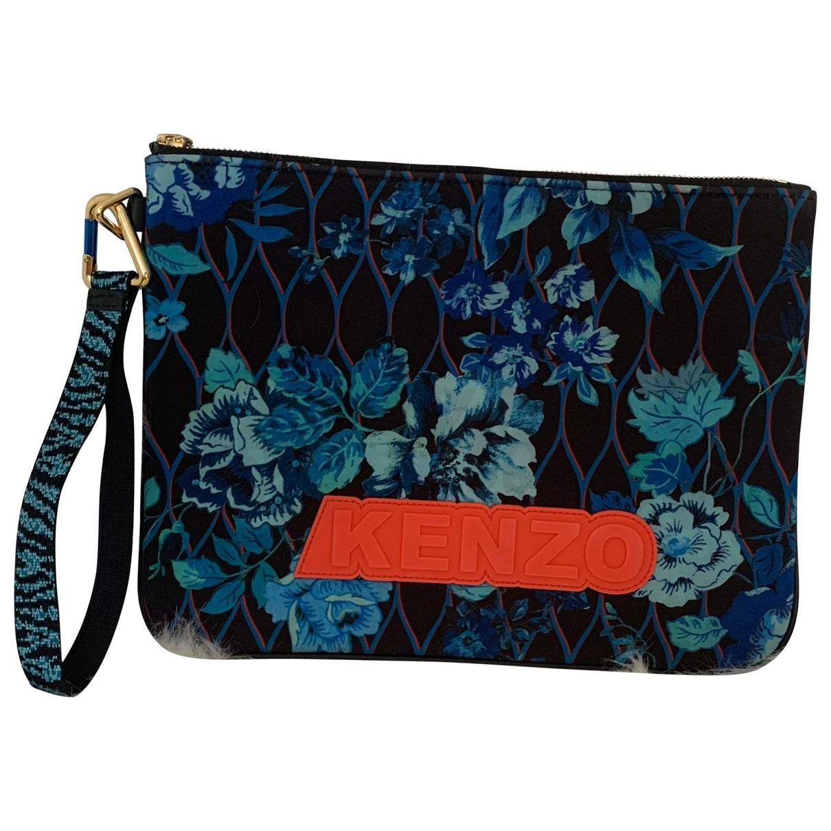 Kenzo X H&m - Pochette   pour femme - multicolore