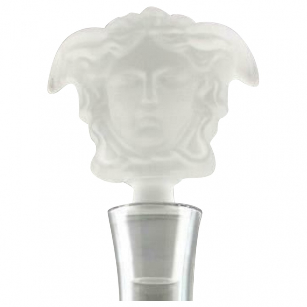 Menaje de mesa de Cristal Versace