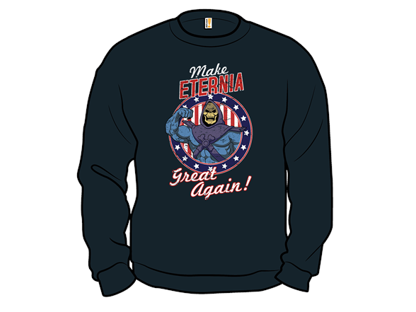 Make Eternia Great Again T Shirt