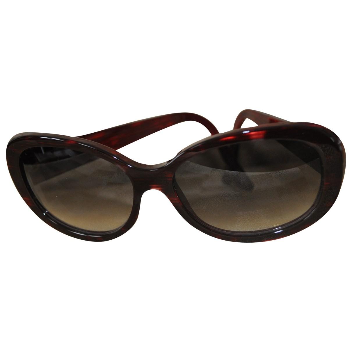 Cartier \N Burgundy Sunglasses for Women \N
