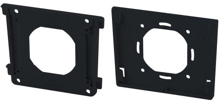 Bopla BoPad series 115.1 x 90 x 7.5mm Wall Mounting Bracket for use with 10.1, 900 Enclosures, BoPad 7.0