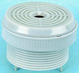 RS PRO 87dB Panel Mount Continuous Internal Buzzer, 3100 → 4100 Hz