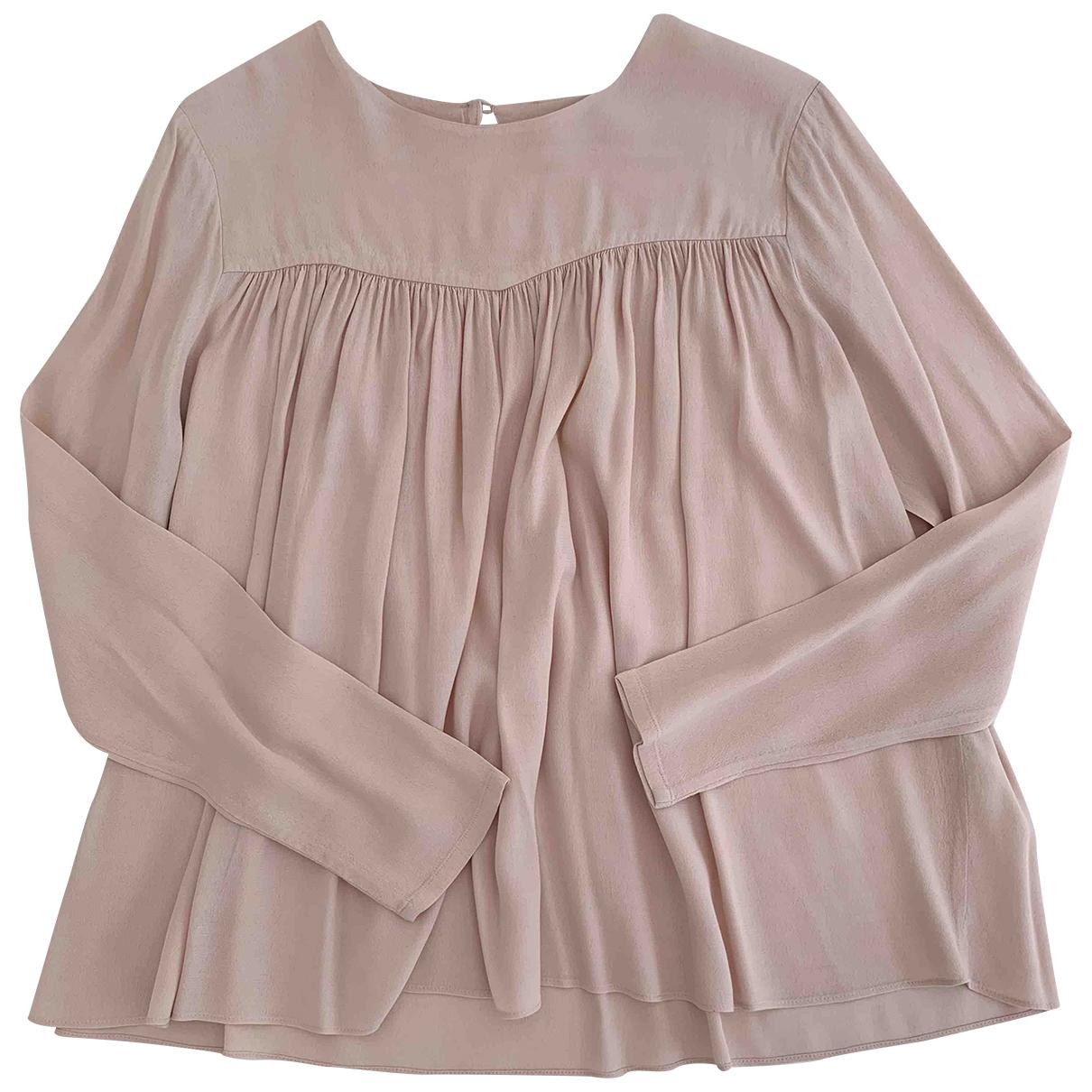 American Vintage - Top   pour femme - rose