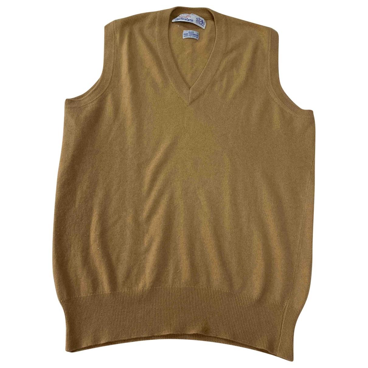 Ballantyne \N Pullover.Westen.Sweatshirts  in Kaschmir