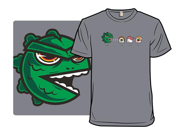 Pac-zilla T Shirt