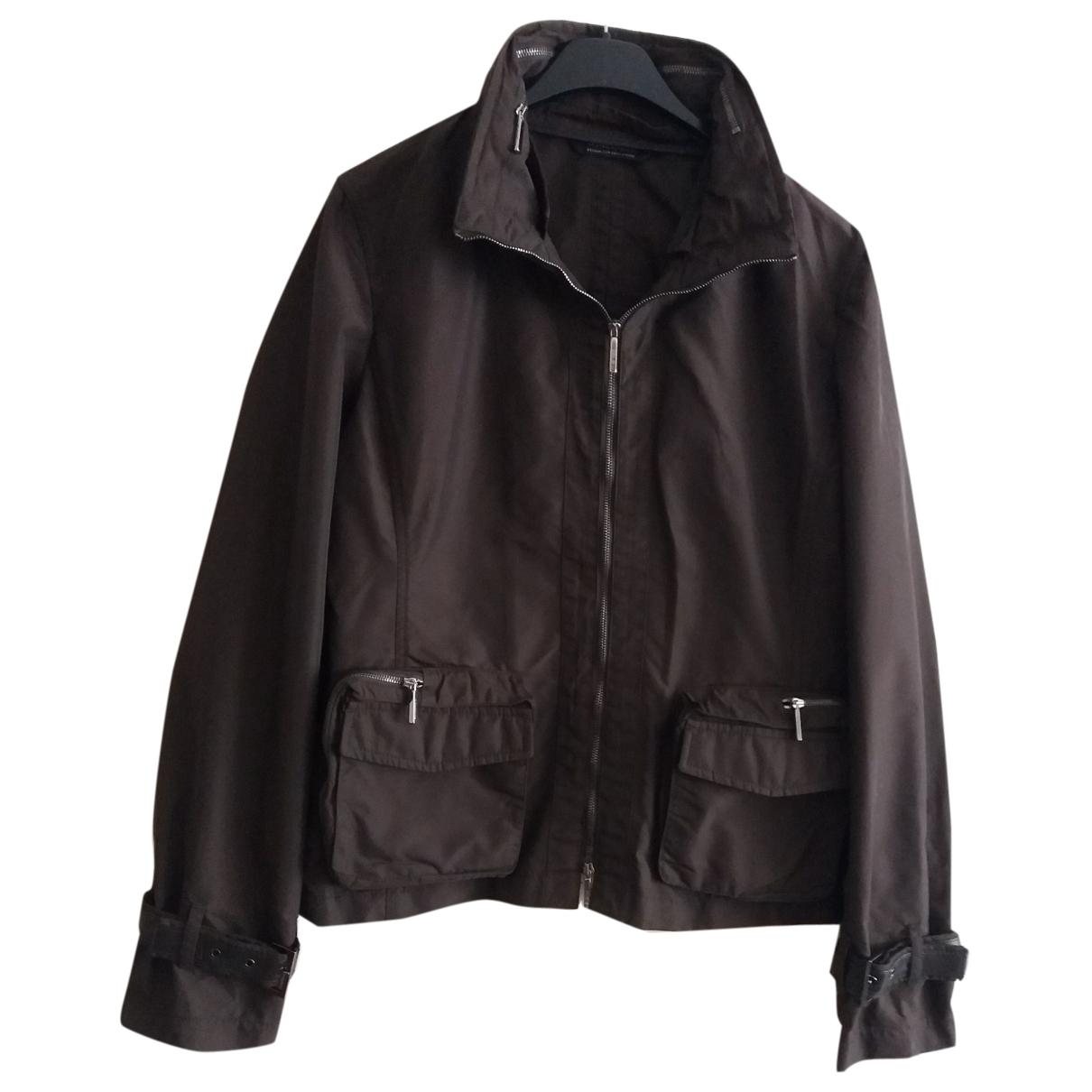Max Mara 's \N Brown jacket for Women 42 IT