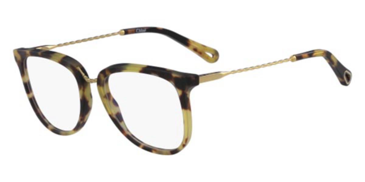 Chloe CE 2731 212 Men's Glasses Tortoise Size 53 - Free Lenses - HSA/FSA Insurance - Blue Light Block Available