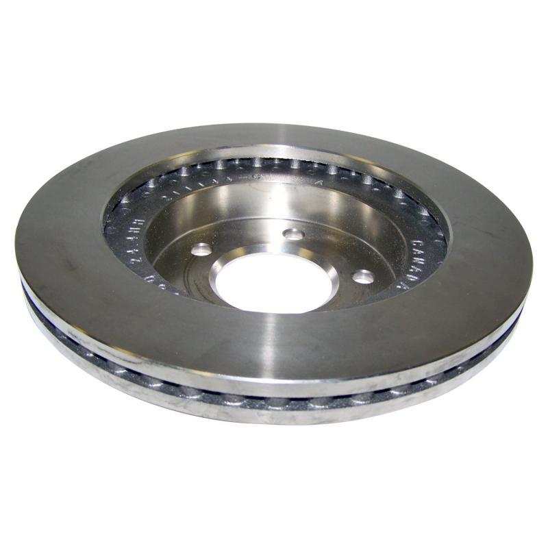 Crown Automotive 4779101AA Jeep Replacement Left or Right Front Disc Brake Rotor Front