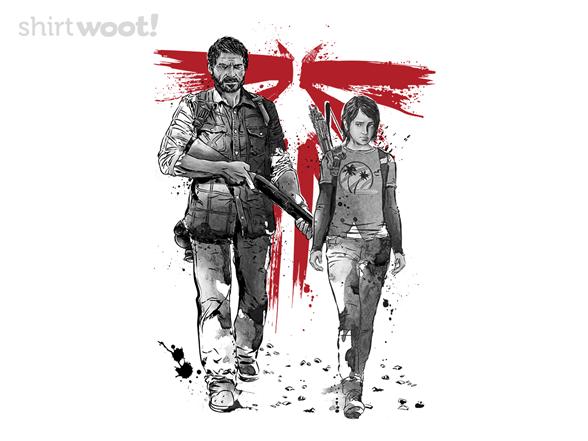 Lone Survivor And Cub T Shirt