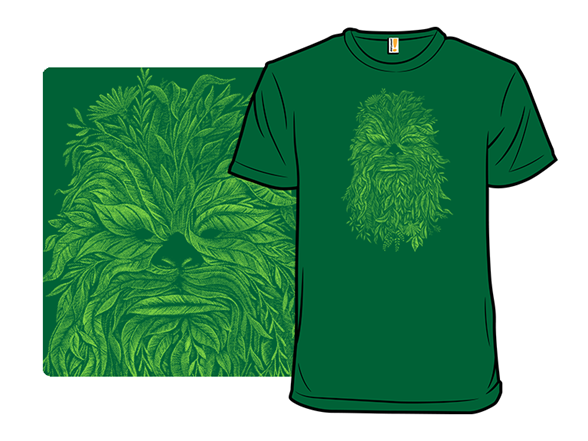 Shrubacca T Shirt