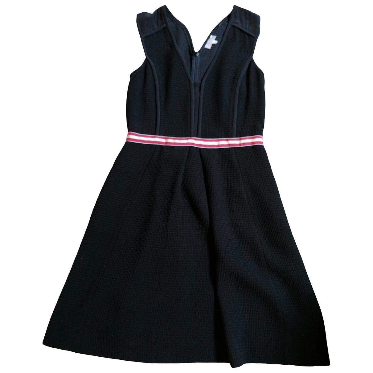Pablo \N Kleid in  Schwarz Polyester