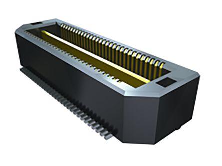 Samtec , QTH, 120 Way, 2 Row, Straight PCB Header (65)